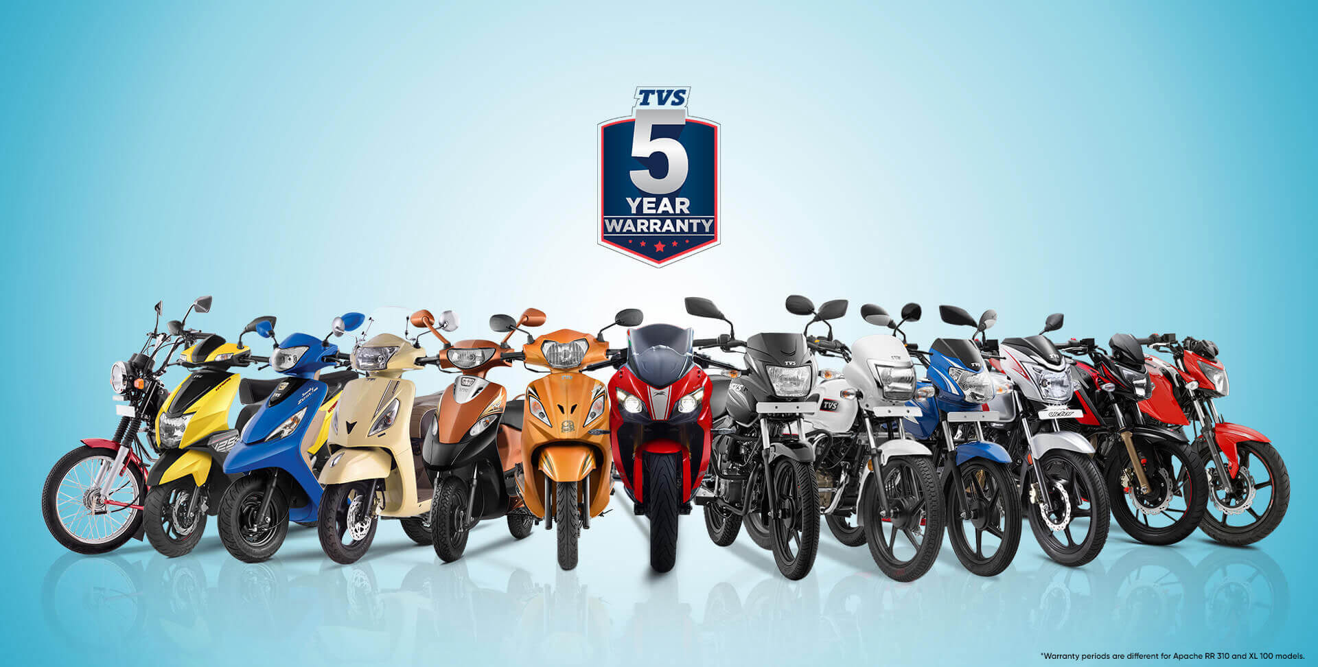 TVS Top Haven Motors